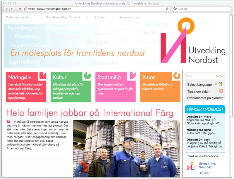 Utvecklingnordodst.se